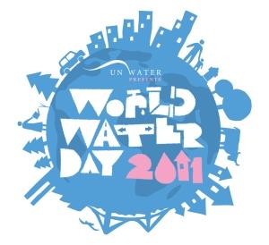 World Water Day 2011 logo