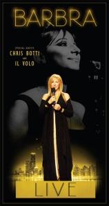 Barbra Streisand Concert Poster